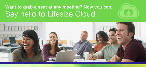 Stealth Network Services   New Lifesize Cloud Video